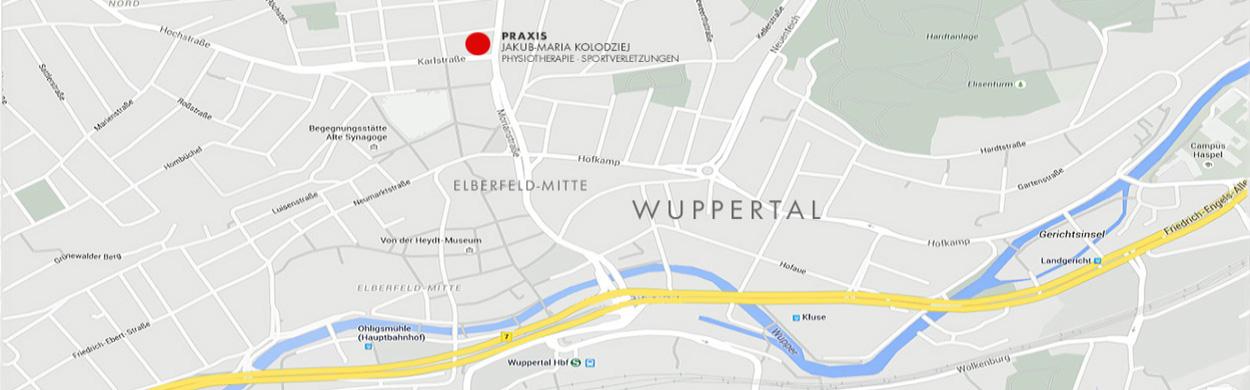Physiotherapie Wuppertal Elberfeld wuppertal physiotherapie kontakt
